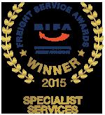 Bifa Award 2015