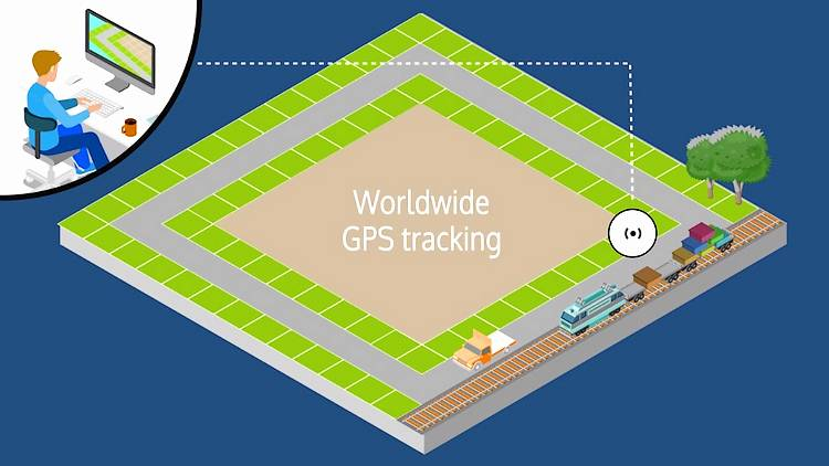 Package tracking worldwide